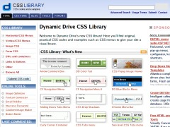Dynamic Drive CSS Library